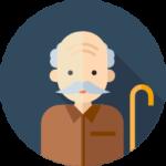 Иконка дедушка
