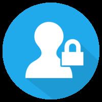 Иконка конфиденциальность
