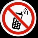 Иконка не брать телефон