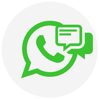 Иконка новый чат Whatsapp