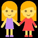 Иконка подруги