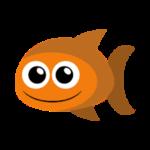 Иконка рыбка