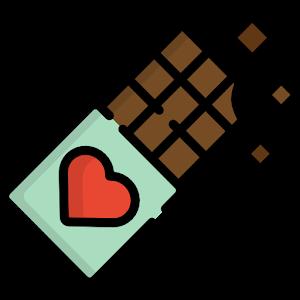 Иконка шоколадка