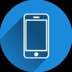 Иконка смартфон