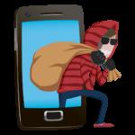 Иконка телефонный мошенник