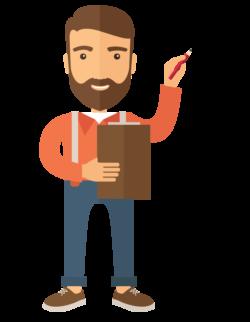 Иконка учитель мужчина